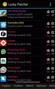 lucky pacther latest version apk