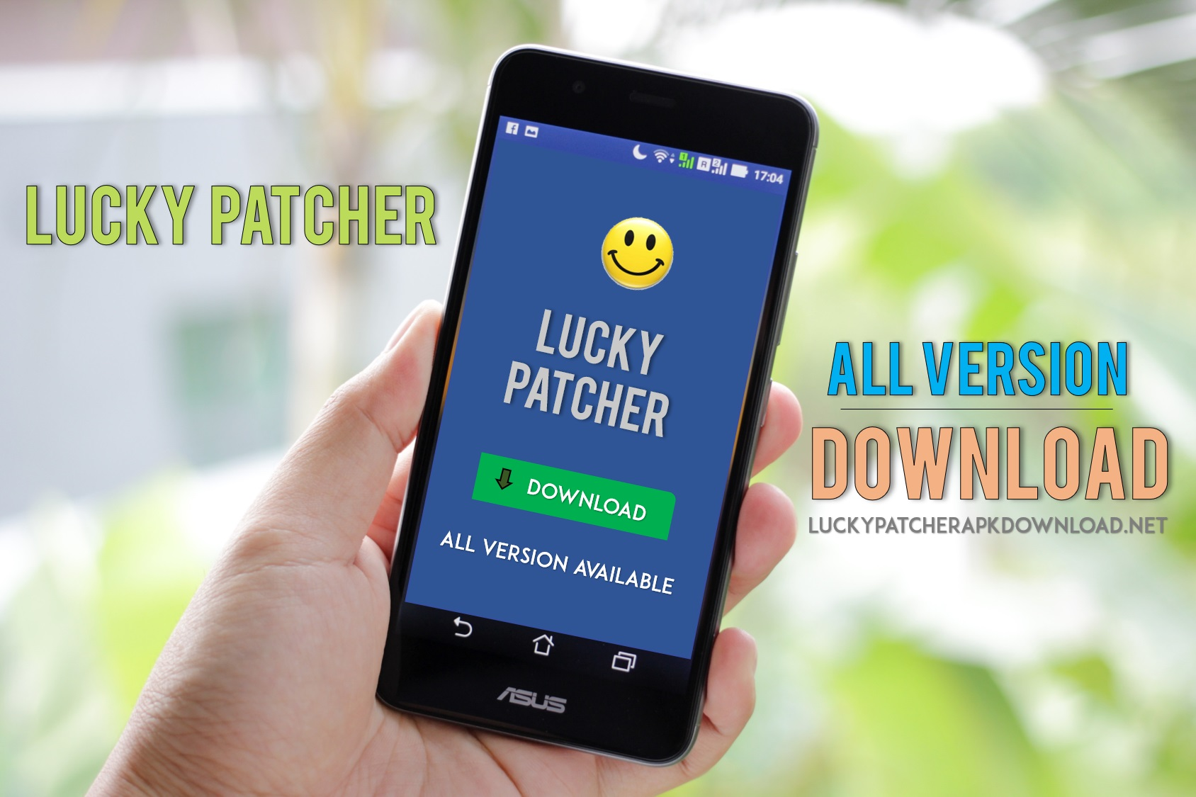 lucky pather download all version